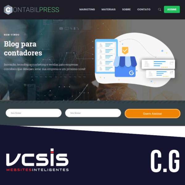 Site ContabilPress - Mod. G 1